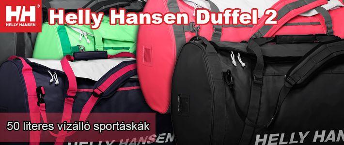 Helly Hansen Duffel 2 sporttáskák