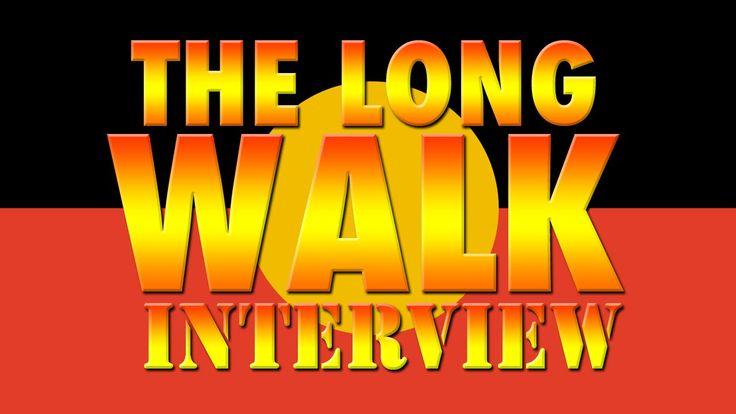 CTV Interview - Michael Long, The Long Walk