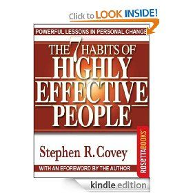 The 7 Habits of Highly Effective People, Stephen Covey.  This book has been around a while, but it's a must read.  Simple, clear, good examples without reading endless case studies.