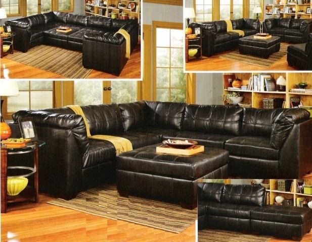 San marco modular sectional by ashley furniture individual for Build your own modular sectional sofa