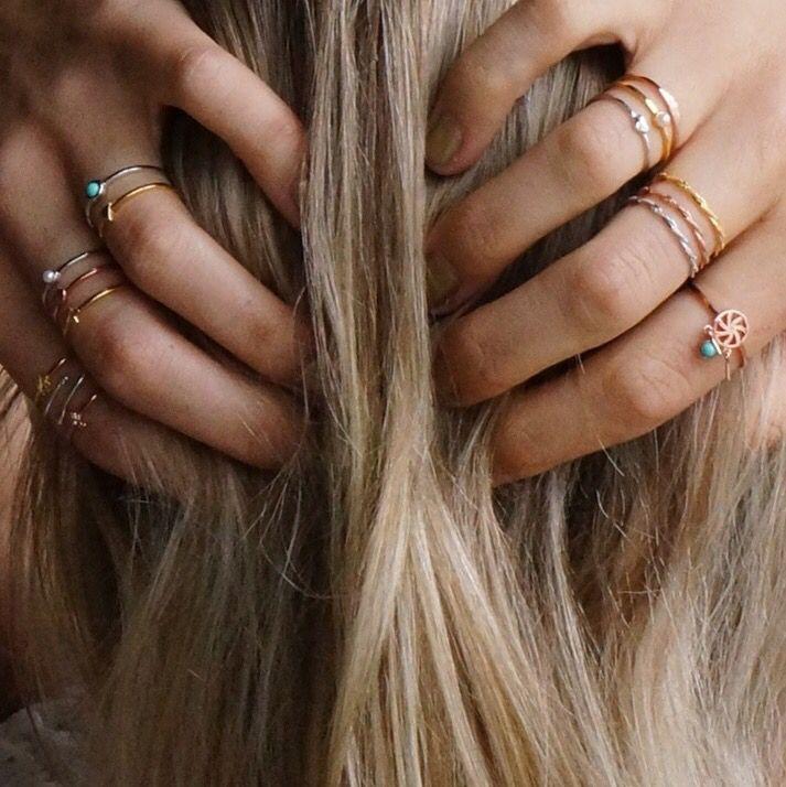 Rings by Bo Zenith  bozenith.com.au  @bozenith #bozenith