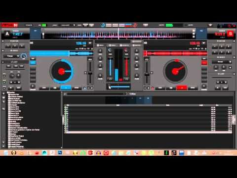Tutorial how to make a mix with Virtualdj lesson 5