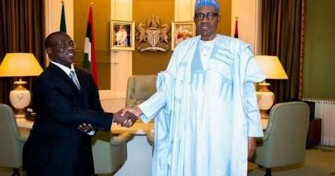 President Muhammadu Buhari on Saturday night had a long meeting with the Group Managing Director of the Nigerian National Petroleum Corporation (NNPC) Dr.Maikanti Baru. The centre of the discussion was the fuel supply situation nationwide. President Buhari expressed serious concern over the situation promising that all efforts are to be put in place to ensure a speedy solution to the situation. At the end of the meeting Dr.Baru assured Nigerians that there are sufficient quantities of fuel to last the country for the next twenty days. He promised that the queues will disappear soon as distribution efforts are been intensified. He however lamented activities of some marketers who hoarded the products causing untold hardship to Nigerians revealing that the situation is been dealt with.