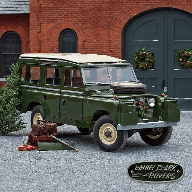 Land Rover Series Station Wagon