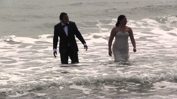VIDEO CLIP trash the dress. Doris y Angel.