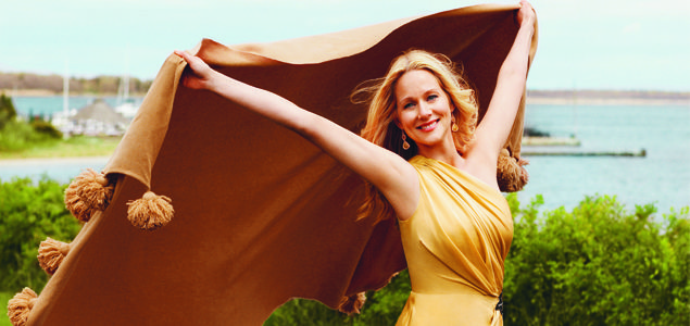 Laura Linney is not afraid to forgo glamour for a great role and unlike some of her counterparts, her light just keeps getting brighter with age, earning her much respect among acting's elite.