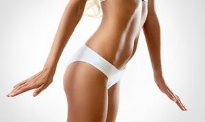 Ultrasonic frequencies remove body fat and shrink skin with no downtime