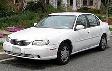 Chevrolet Malibu - Wikipedia