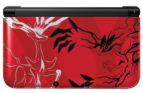 Amazon.com: Nintendo Pokémon X & Y Limited Edition 3 DS XL (Red): Video Games