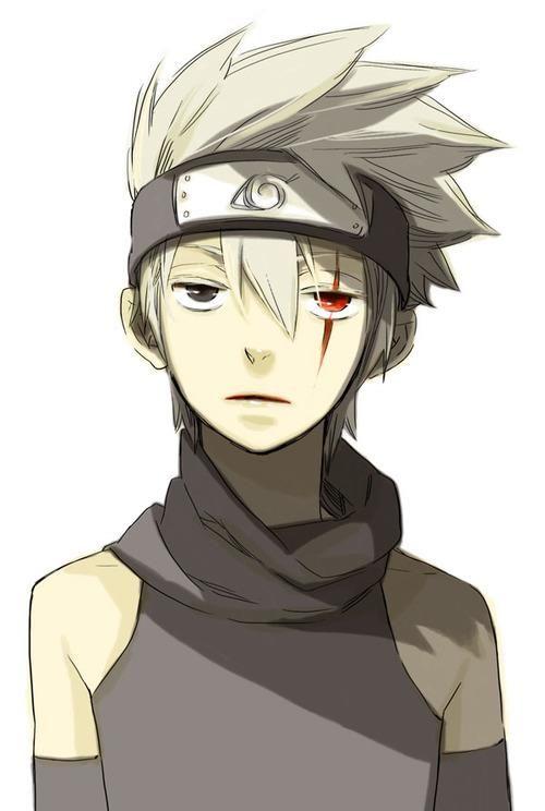 Kakashi (young) | Naruto #manga
