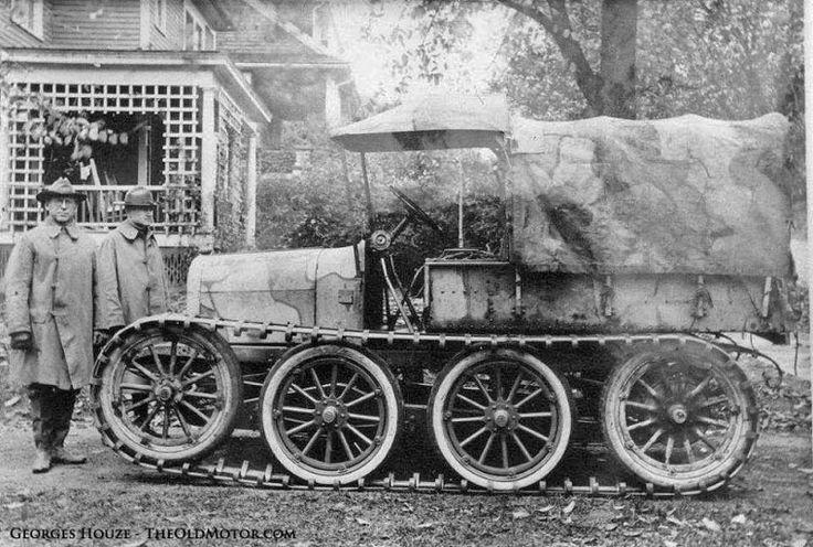 トラック付きのダッジトラック