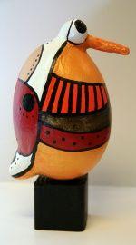 Ei Vogel Klein / Egg Bird Small