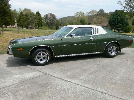 1978 dodge monaco for sale   1973 Dodge Charger for sale
