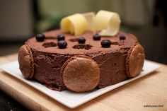 Adriano Zumbo, Masterchef Chocolate Mousse Cake Recipe recreated by eatshowandtell.com
