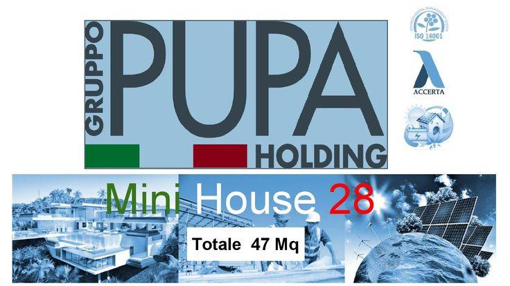 2 mini house 28 Mini case, Presentazione e Idee per la casa