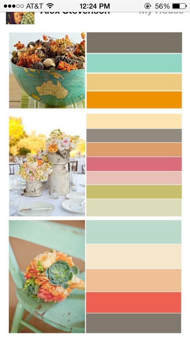 15 best african colour pallet inspo images on pinterest for Decoration culinaire