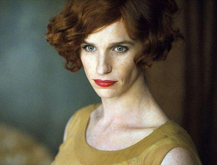 #cinema Eddie, la trasformazione dopo l'Oscar: Redmayne diventa una splendida transgender