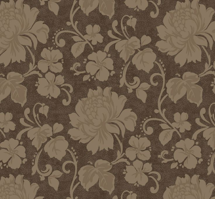 Mocha - Juliette by Sophie Conran for Arthouse. Wallpaper available exclusively in NZ from Guthrie Bowron.