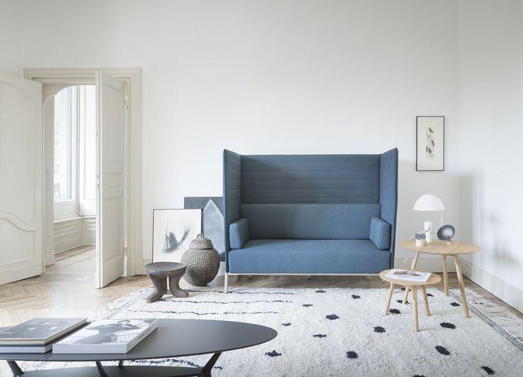 eleven high back 2-seats sofa. design by PearsonLloyd  #aliasmood #aliasathome #aliasatwork