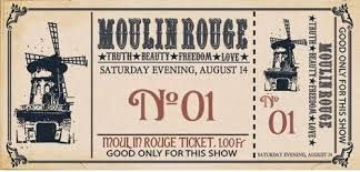moulin rouge tickets - Google Search
