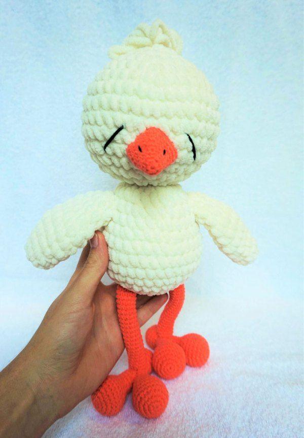 Amigurumi Chicken Free Pattern : 17 basta bilder om Free amigurumi patterns - Amigurumi ...