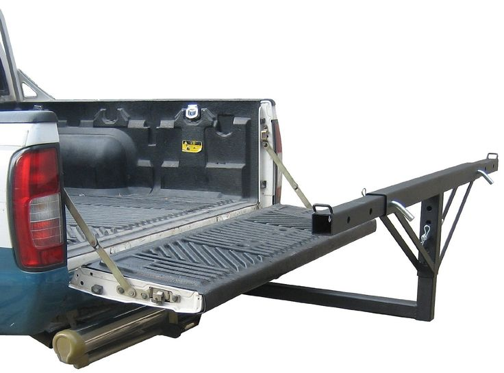 Amazon.com: Tow Tuff TTF-72TBE Steel Truck Bed Extender, 36-Inch: Patio, Lawn & Garden
