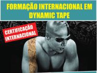 Dynamic Tape, Kinesio Taping, Rcfisio, Gustavo Pilon, Bandagem Funcional, Bandagem Elástica, Curso Fisioterapia