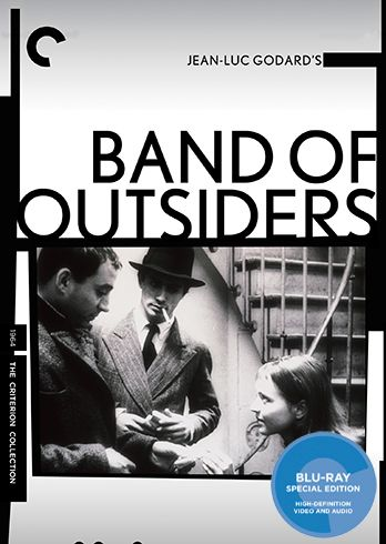Band of Outsiders (1964) - The Criterion Collection