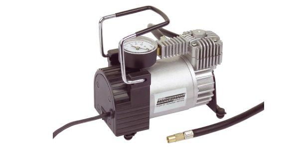 Minicompresor de aire Mannesmann M01790 Minicompresor de aire Mannesmann M01790 - Análisis detallado con especificaciones técnicas consejos prácticos opinion de expertos y mejores precios