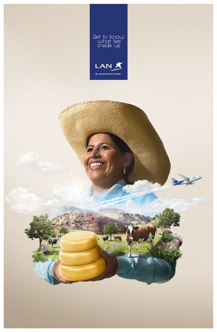 Advertising Agency: Y&R, Lima, Peru Executive Creative Director: Flavio Pantigoso Art Director: Edher Espinoza Creative Director / Copywriter: