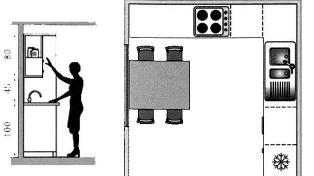 20 plans de cuisine de 1 m2 à 32 m2