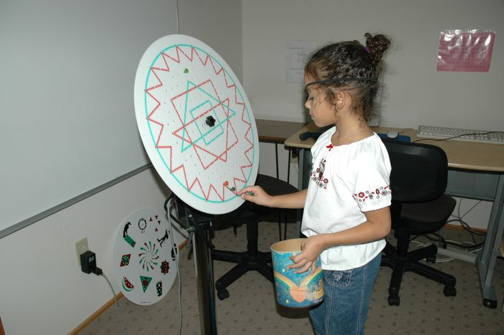 Vision therapy activities with summary descriptions.