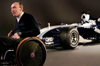 Another reason to love Formula One. The fight for road safety. Don't speed on the road. Speed on the racetrack.  http://grandprix20.com/2012/11/01/dont-speed-on-the-road-a-message-from-frank-williams/  #frankwilliams #roadsafety