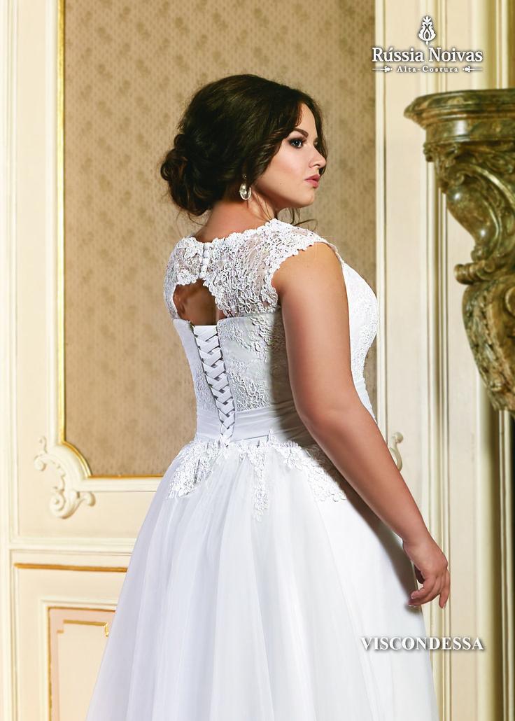 VISCONDESSA - O vestido Viscondessa é inspirado na imponência do título. Para saber mais, acesse: www.russianoivas.com #vestidodenoiva #vestidosdenoiva #weddingdress #weddingdresses #brides #bride