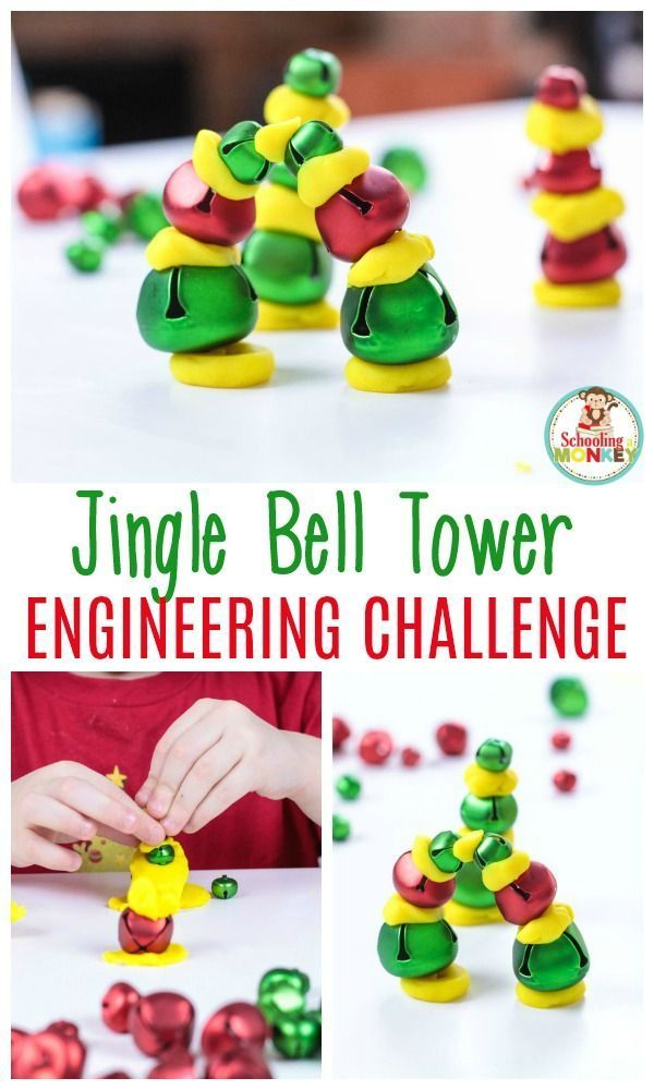 Christmas Stem Challenge Design A New Sleigh For Santa