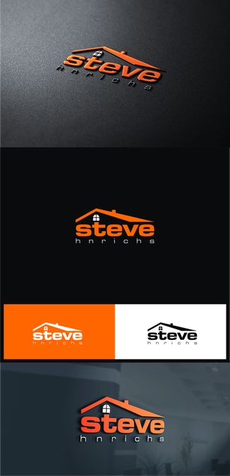 create a logo that when people think of real estate they think of Steve Hinrichs by win_Naa design