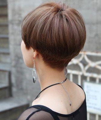 стрижка боб на короткие волосы фото 2015 вид спереди и сзади - Поиск в Google