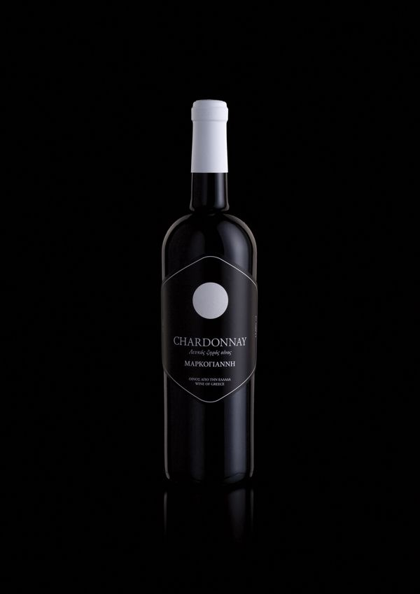 Chardonnay Markogianni by Chris Trivizas, via Behance