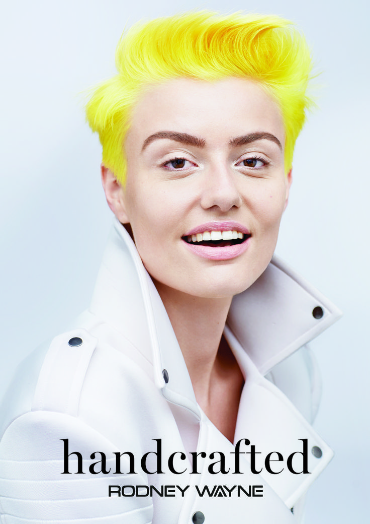 PARIS PUNK Brighten up your winter with playful punk colour in acid yellow. This is the new punk; feminine, sophisticated, cool. You care about your hair, but you do it to make yourself happy. You love to look after yourself, and you do it for you. Not for anyone else. Embrace your androgyny or celebrate your feminine strength. Show the world who you are.