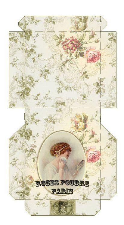 >Mini Box by Sylvia