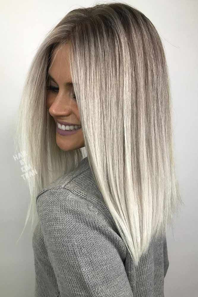 A Platinum Hair Color Is Literally The Lightest Among All Other Blonde Hues More Versatile Your Flattering And Therefore