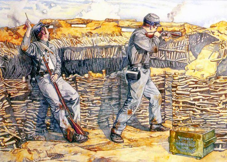 American Civil War Art Paintings