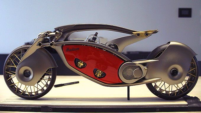 Indian Motorcycles Bike Concept