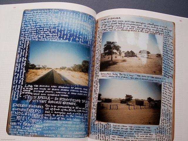 Travel journal @Natasha S S-Jasmine thought of you again >> @Nicki Clark Elisé Elwin I LOVE this!