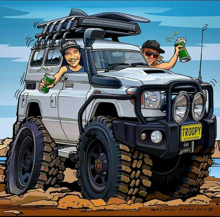 212 Best Toyota 4x4 Gen1 Images On Pinterest: 621 Best Offroad Pajero Images On Pinterest