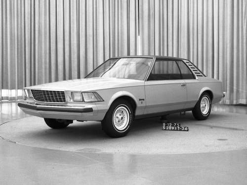 Ford Mustang Prototype, 1976