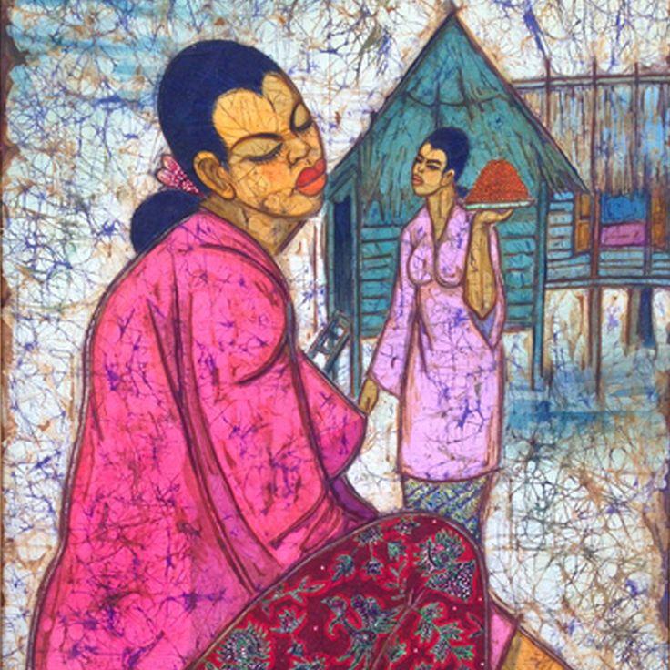 Chuah Thean Teng (1912-2008) Malaysia