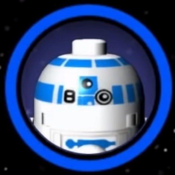 R2 D2 Lego Star Wars Icon In 2020 Star Wars Icons Lego Star