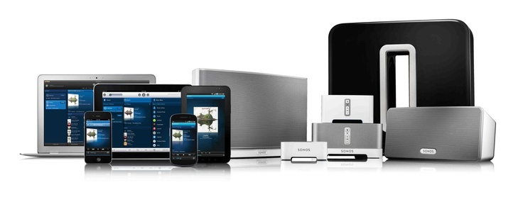 Sonos Music System   Digital Smart Homes   Sonos Zone Player and Sonos Controllers   Vancouver, North Vancouver, West Vancouver, Whistler, Surrey