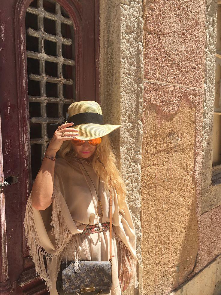 Ewa Szabatin PDF - Passion Dance Fashion: MY SUMMER LOOK IN PORTUGAL